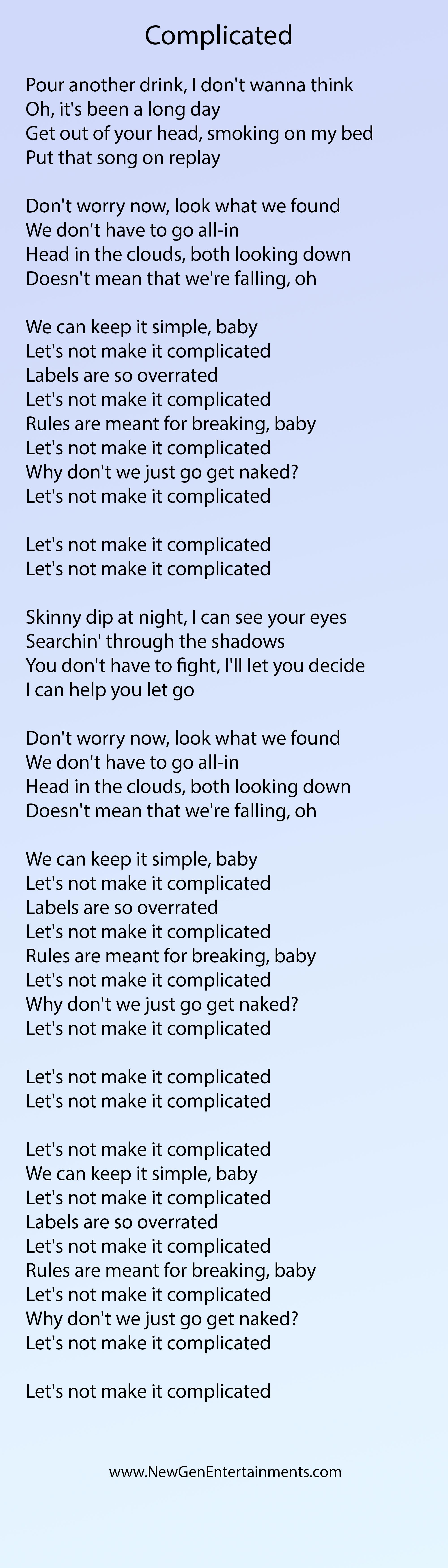 Town just get naked lyrics movies