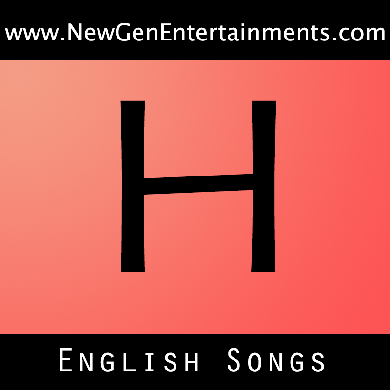 English Song Lyrics – New Gen Entertainments