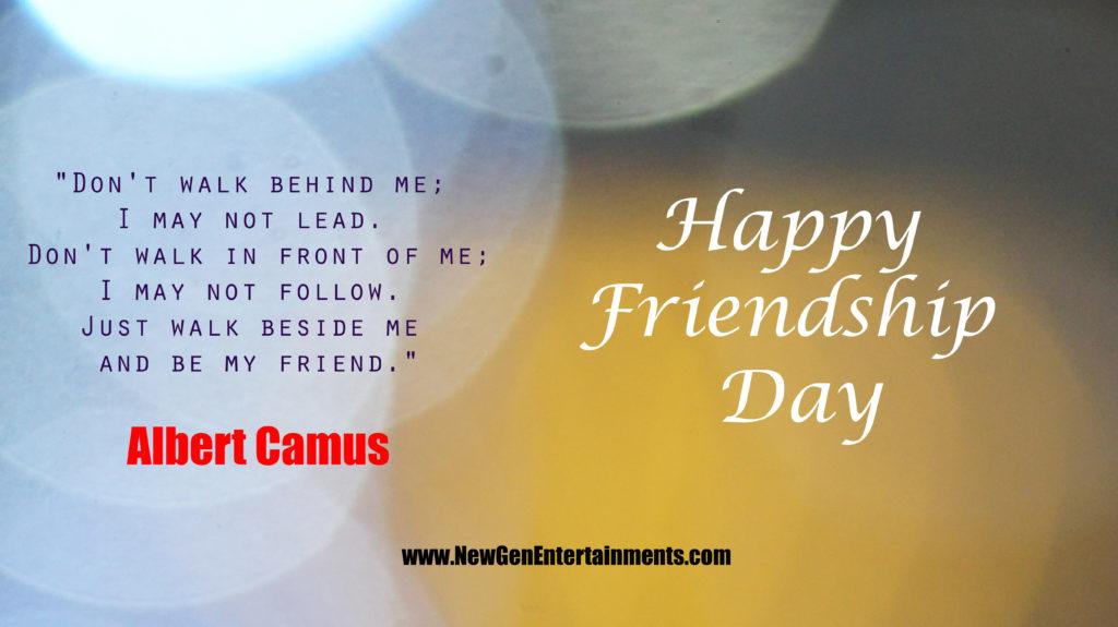 HAPPY FRIENDSHIP DAY 3