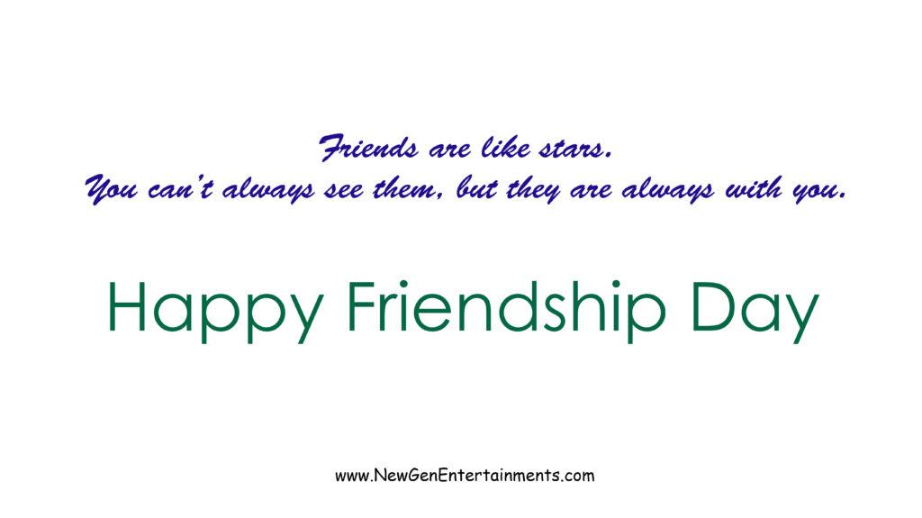 HAPPY FRIENDSHIP DAY 6
